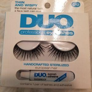 DUO Eyelashes NEW!